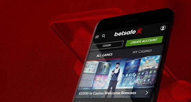 Betsafe har lanserat nytt mobilcasino