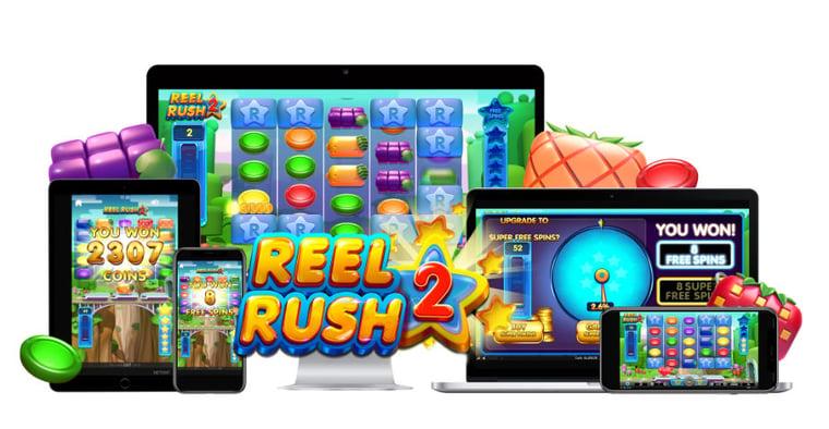 NetEnt lanserar efterlängtad uppföljare: Reel Rush 2