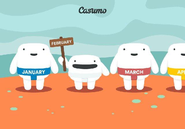 Kortaste månaden börjar skojigt i mobilcasino för både Android och iPhone