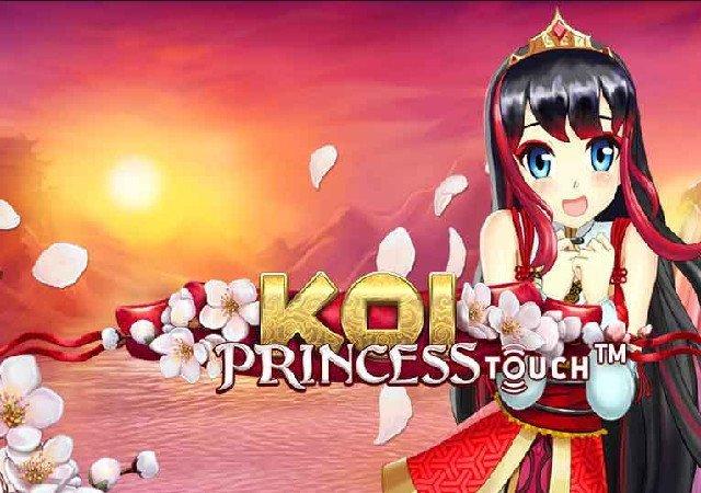 Prinsessan Koi ger freespins i casino-app