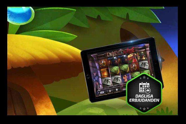 En vinst ger ännu mer vinst i casino på iPad