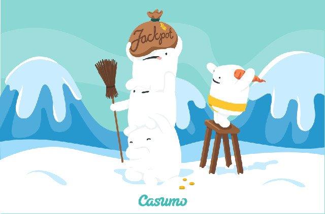 Vintervecka med massa skoj i mobilcasino för iPhone