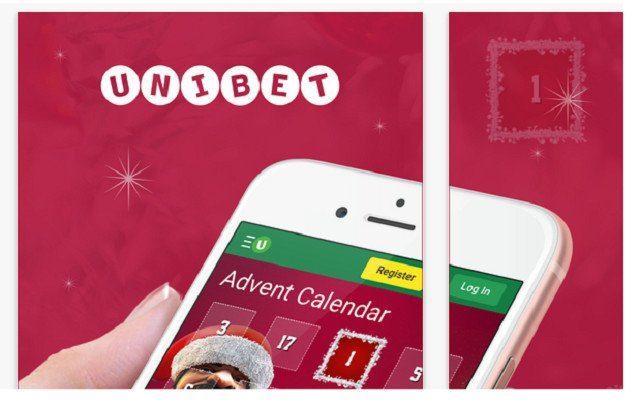 Julkalender för alla som spelar casino med iPhone eller iPad