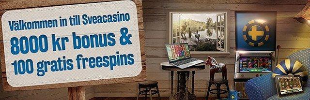 Vårt bästa bonus erbjudande hos casinon i mobil