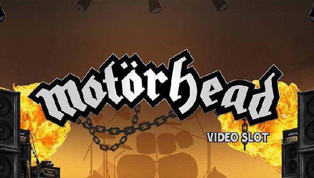 Triss i rockslots fullbordas av Motörhead i ditt mobilcasino