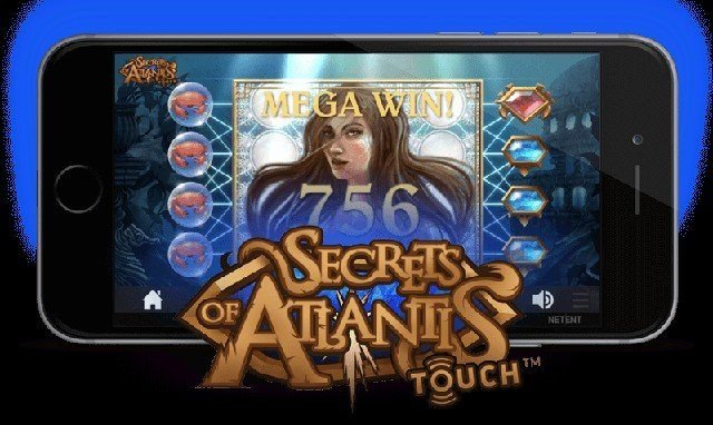 Guts Mobilcasino ger dig gratisspinns och lycka i Atlantis