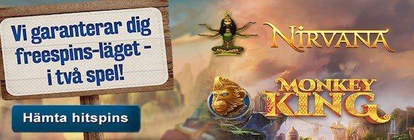 Mobilcasino bonusar utvecklas med innovativt free spin!