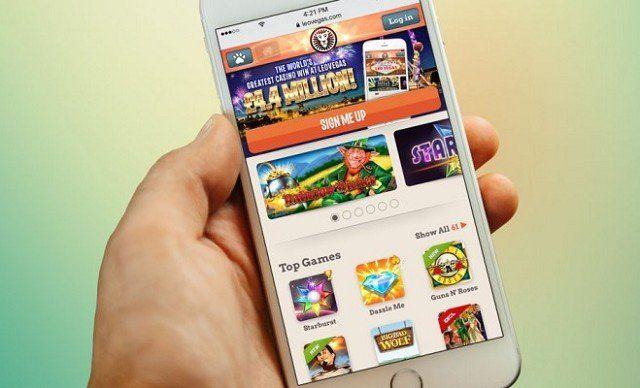 Fira Leos dag i LeoVegas casino-app