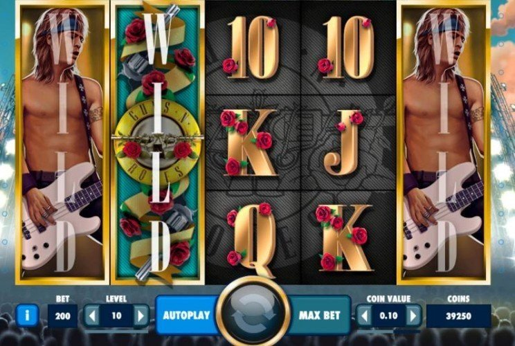 Rockiga free spins hälsar dig välkommen till casino på platta eller mobil