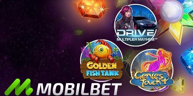 Utmana dig själv i tre mobilspel och vinn mer!