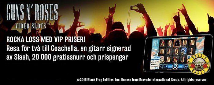 Mäktiga priser och gratissnurrsfrossa med Svea mobilcasino