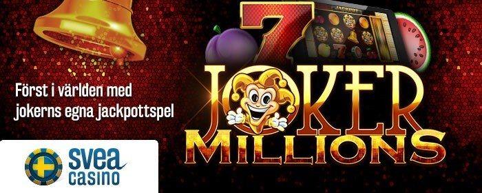 Joker Millions har släppt sin första jackpott