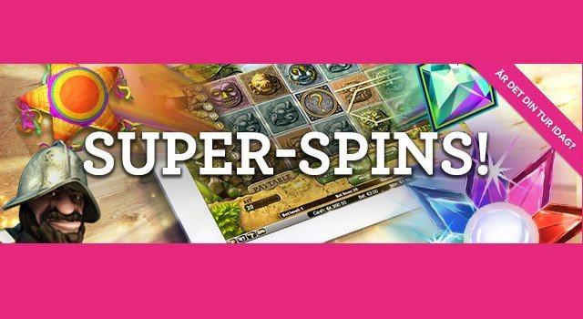 Tisdagssnurr i mobil och iPad casinon