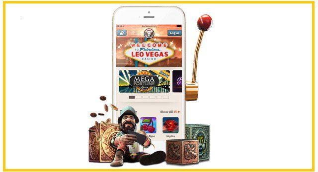 Casino-app och mobilspel är grunden till succé