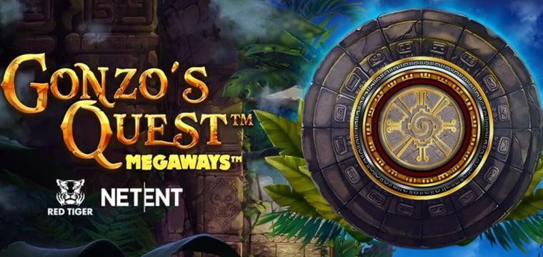 Gonzo's Quest Megaways - en klassisk NetEnt slot får nytt liv